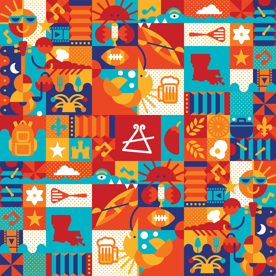 Lafayette Pattern Design